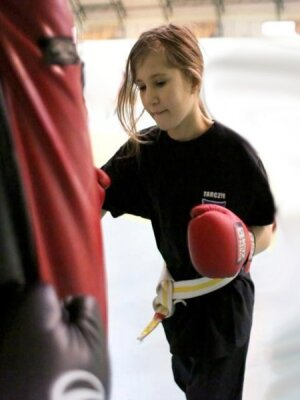 Kickboxing dzieci 9-12 lat